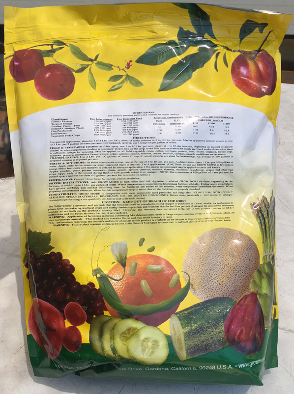 Fruit Fuel Fertilizer